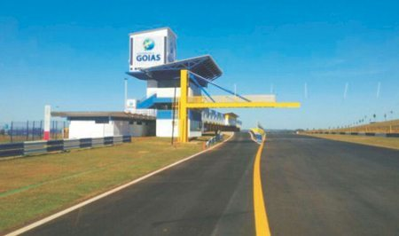 Autódromo de Goiânia, reformado, reabre dia 9 de agosto