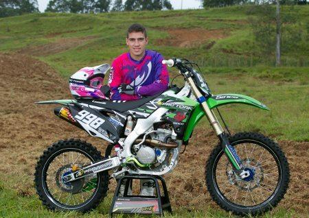 Gustavo Oliveira fez bonito no Brasileiro de Cross Country em Araucária (PR)