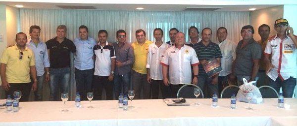 Reunião com entidades ligadas ao esporte em duas rodas na região nordeste