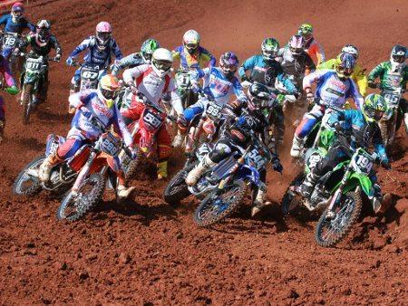 Vitórias espetaculares no Gaúcho de Motocross em Marau