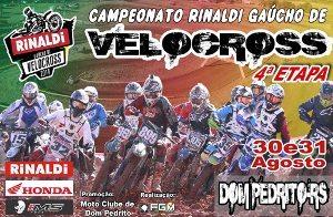4ª etapa do Gaúcho de Velocross em Dom Pedrito