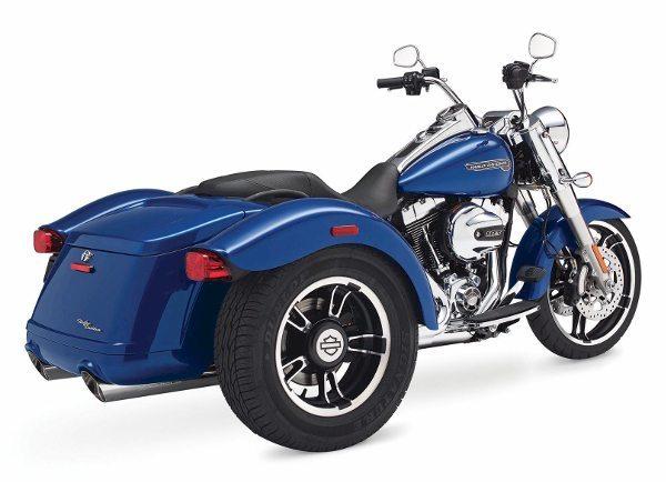 Harley-Davidson Trike Freewheeler modelo 2015