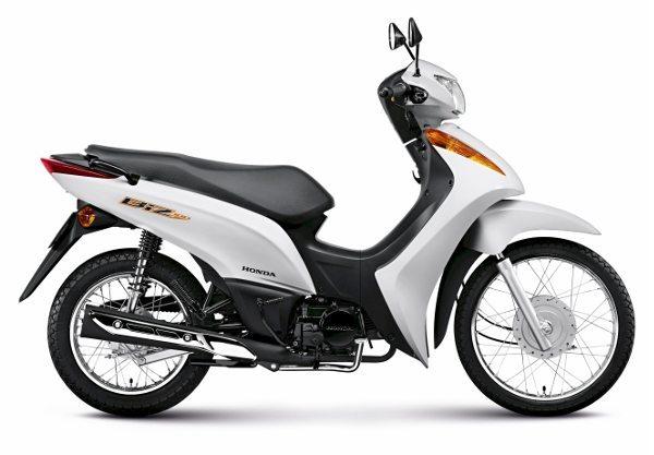 Honda Biz 100 versão 2015
