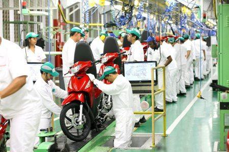 A Honda é considerada a empresa automotiva de melhor reputação no país