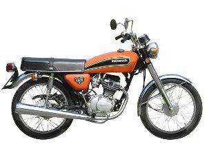 CG 125, campeã absoluta de vendas desde o lançamento em 1976