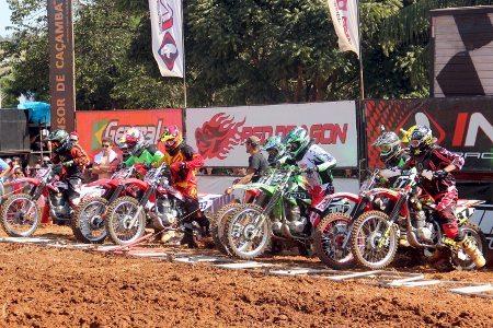 Neste final de semana acontece a 3ª etapa do Campeonato Leste Paulista de Motocross 2014 em Cesário Lange