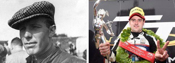 Meier e Dunlop separados por 75 anos de história