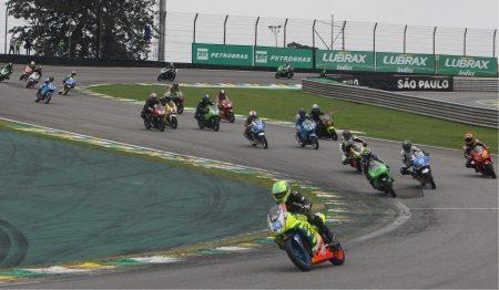 Categoria-escola, a GPR 250 foi implantada em 2013 no Brasileiro de Motovelocidade
