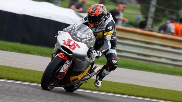 Mika Kallio venceu a Moto2™ no complicado Grande Prêmio de Indianápolis