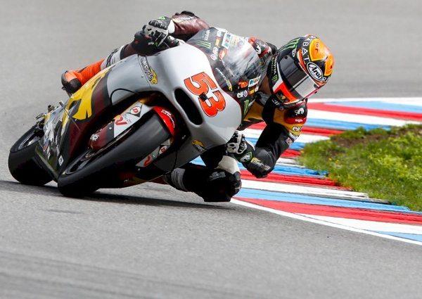 Esteve (Tito) Rabat da Marc VDS Racing Team, em Brno