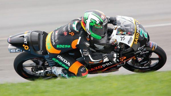 Efren Vázquez vence pela primeira vez no seu 116º GP da carreira