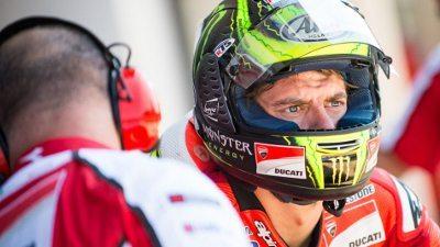 Iannone substitui Crutchlow na Ducati Team em 2015