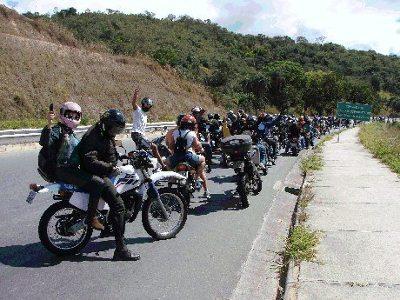 Neste domingo tem Moto Passeio do Jacaré