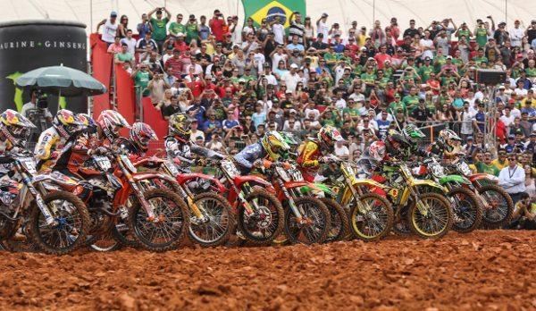 Trindade (GO) recebe o Mundial de Motocross nos dias 6 e 7 de setembro