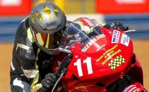 Suzane Carvalho vence na Copa Honda CBR 500R Master
