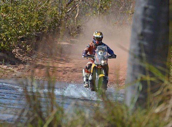 Marc Coma vence a edição 2014 do Rally dos Sertões