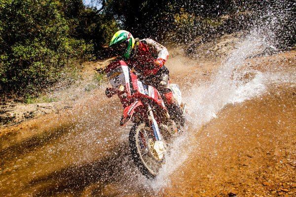Jean Azevedo usa sua experiência para chegar em segundo na 5ª etapa