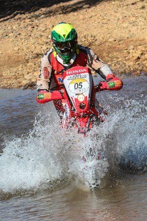 Jean Azevedo foi o brasileiro melhor classificado no Rally dos Sertões 2014