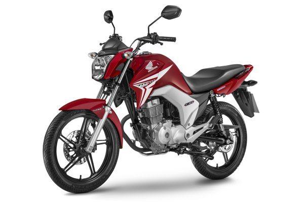 Honda CG Titan 150 CBS