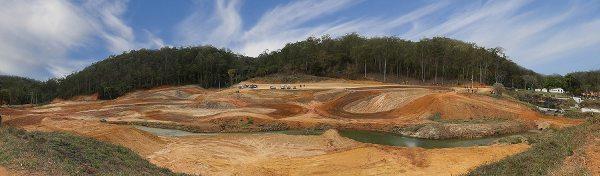 Após 4 anos o Rio de Janeiro volta a sediar uma etapa do Brasileiro de Motocross