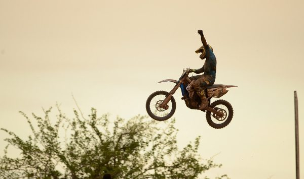 Campeonato Brasil Nordeste de Motocross continua neste final de semana