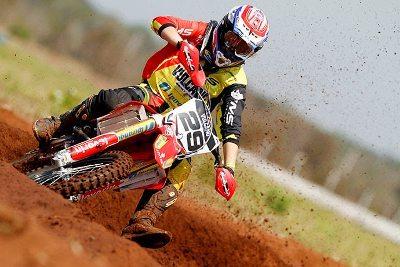 Stefany Serrão vai com todo o gás para a 5ª etapa do Brasileiro de Motocross