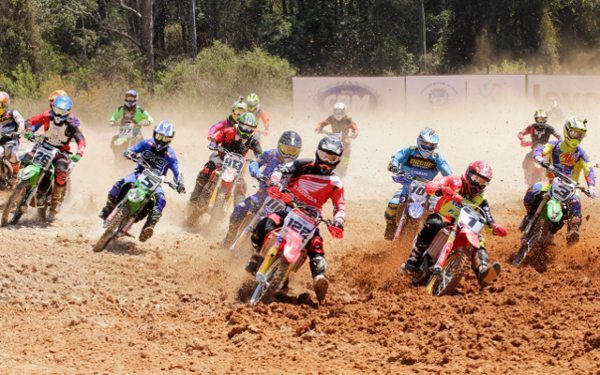 Limeira sediou a 5ª etapa do Campeonato Brasileiro de Motocross