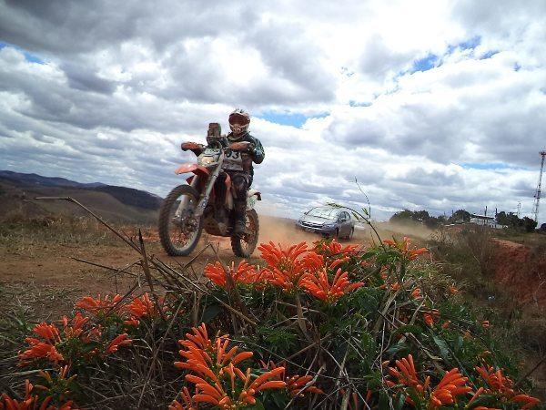 A geografia do Estado de Minas convida à prática do off road