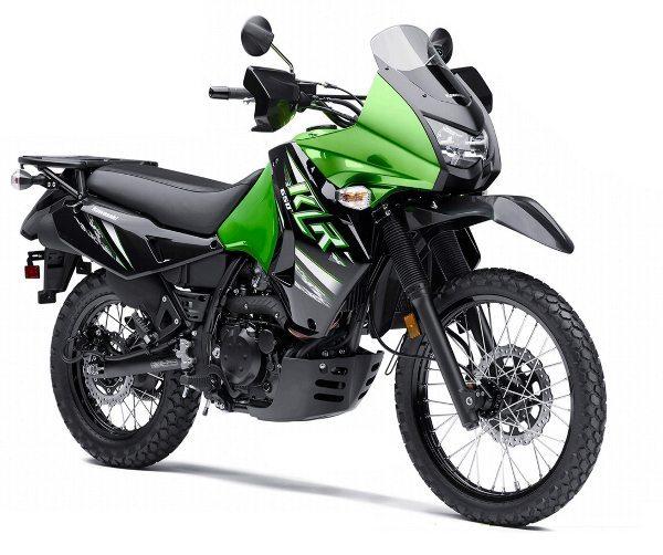 Kawasaki KLR 650; por que não vem para o Brasil?