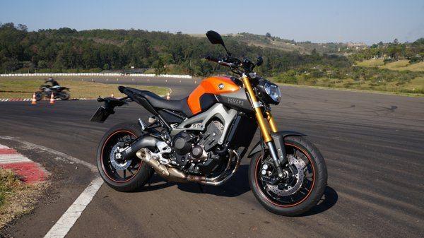 MT-09 chega ao Brasil para alegria dos fãs Yamaha
