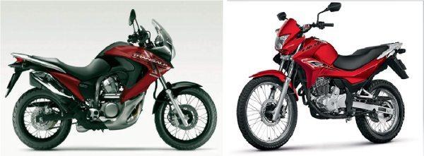Honda é q que tem mais opções na categoria
