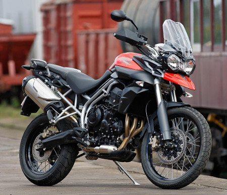 """Tiger 800 XC: """"Vai vender muito no nordeste"""", diz o motonliner; Amém"""", diz a Triumph"""