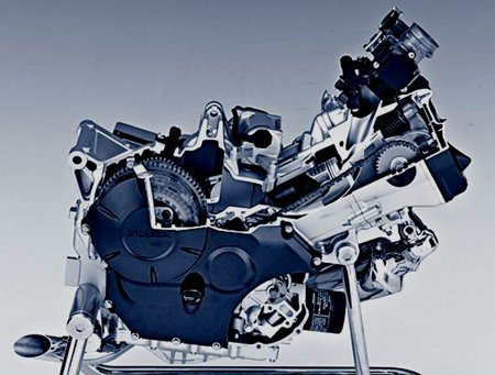 Motor Honda de 670cc produz 48 cv
