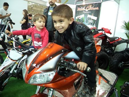 O Brasil Motorcycle Show promete muitas atrações na edição 2014