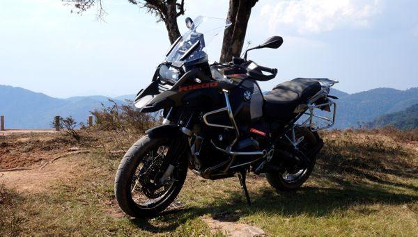 A moto feita para vencer desafios