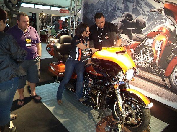 Brasil Motorcycle Show acontece de 21 a 23/11 em Curitiba - foto: Mário Figueredo