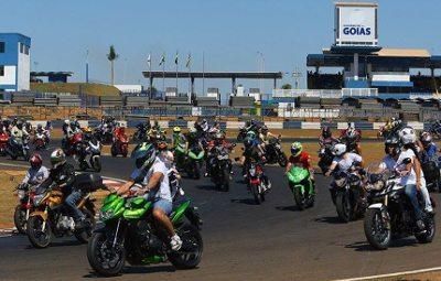 Goiás MotoGP terá passeio de moto pela pista