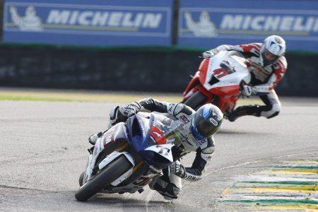 O argentino Sergio Fasci, 17º na pontuação, ainda tem chance de título na GP 1000