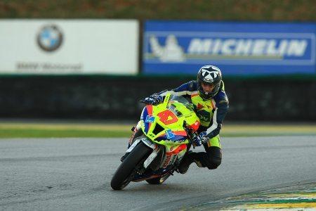 Wesley Gutierrez, vice-líder, é o brasileiro melhor classificado na GP 1000