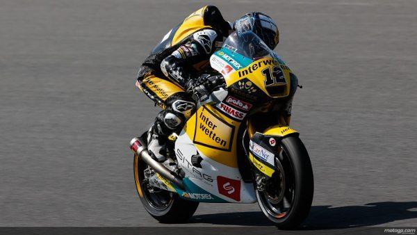 Thomas Luthi da Interwetten Sitag vencedor do GP do Japão