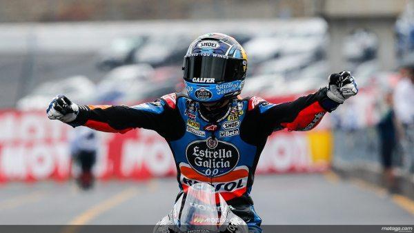 Alex Márquez vencedor do Grande Prêmio Mobil do Japão