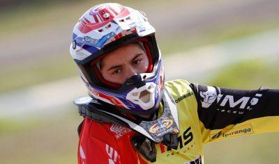 Stefany Serrão - foto do arquivo pessoal da piloto