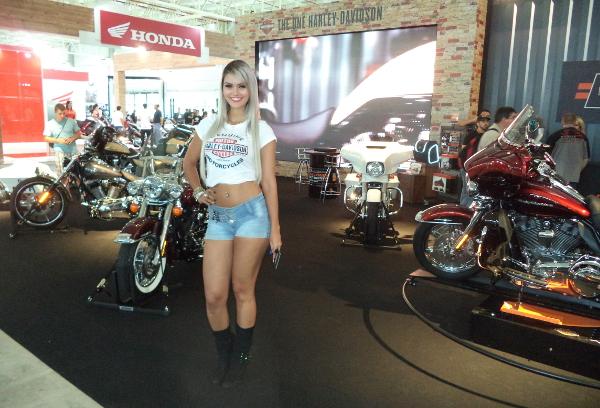 Novamente as motos dos sonhos estão em Curitiba
