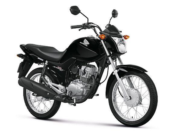 Uma 150 com preço de 125cc