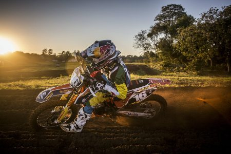 Enzo Lopes é presença confirmada na categoria Júnior na final da Copa Minas Gerais de Motocross
