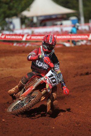 Jean Ramos busca o título da MX1 na Copa Minas Gerais de Motocross 2014