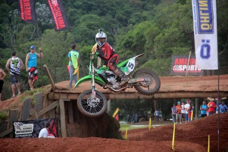 Ratinho lidera a MX Open da Copa São Paulo de Motocross 2014