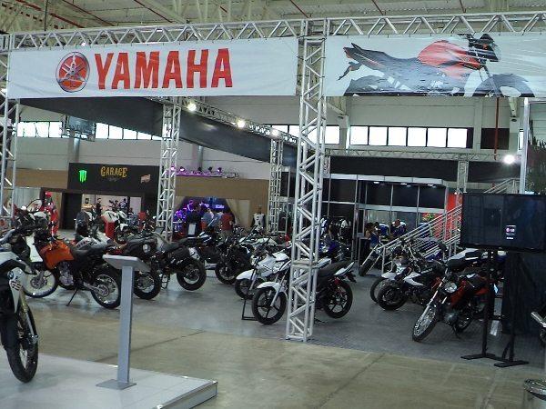 Yamaha leva seus principais modelos ao Brasil Motorcycle 2014