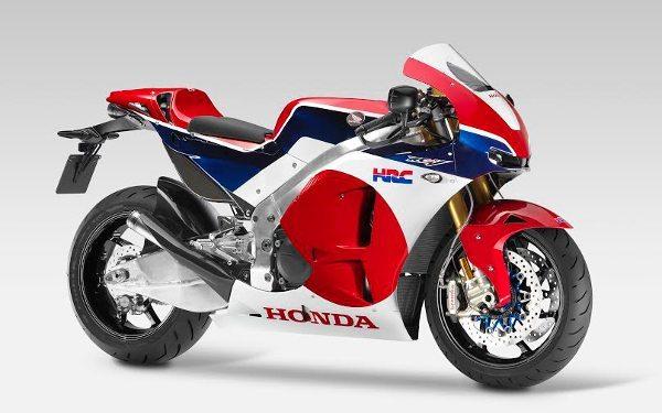 A Honda apresenta o protótipo RC213VS Street, versão urbana da moto campeã nas pistas da MotoGP