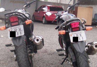 Cuidado para não comprar uma moto clonada